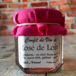Confit de Vin de Rosé de Loire