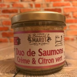 Tartinable Duo de Saumons...